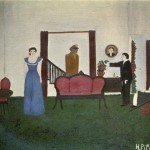 Ferse Verse Paintings Horace Pippin