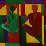 Figurative Abstract Paintings Group Picture Image Tag