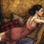 Figurative Paintings Lauri Blank
