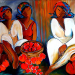 Figurative Paintings Ronnie Biccard Artist