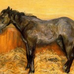 Filly Lucian Freud Wikipaintings