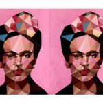 Finds Abstract Frida Kahlo Painting Homegirl London