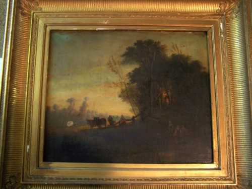 Fine Art Antique Oil Painting Identification