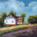 Fine Art Oil Paintings Farm House Arts Gallery Original