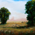Fine Art Oil Paintings Two Trees Meadow Arts Gallery