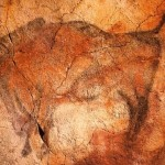 Fine Art Prehistoric Cave Paintings Years Ago Ancient