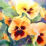 Floral Watercolor Paintings Rsharts