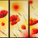 Flower Oil Paintings Our Designs Off