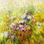 Flower Paintings Art Floral For Sale