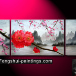 Flower Paintings Chinese