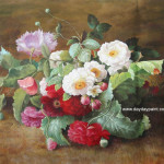 Flower Paintings For Sale Famous Artists