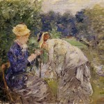 Flowers Berthe Morisot China Oil Painting Gallery