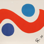 Flying Colors Original Art Alexander Calder Picassomio