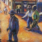 Four Paintings Stolen From The South African Art Museum Found