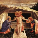 Fra Angelico Entombment Painting