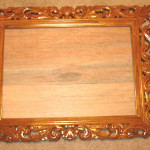 Frame For Painting Picture Mirror Solid Teak Wood Functional Art