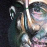 Francis Bacon Distorted