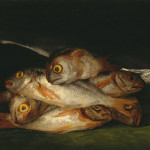 Francisco Goya Still Life Golden Bream Google Art