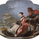 Francois Boucher French Rococo Era Painter