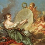 Francois Boucher Paintings Painting