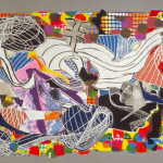 Frank Stella Monstrous Pictures Whales
