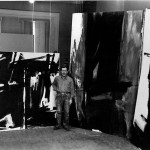 Franz Kline Admiration For The Genuine Action Composer