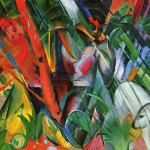 Franz Marc Oil Paintings Reproductions Artclon