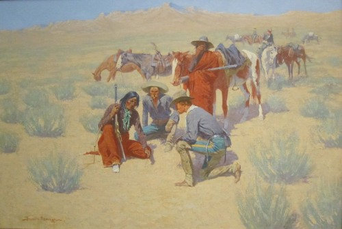 Frederic Remington Cincinnati Art Museum Wikimedia Commons