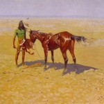 Frederick Remington Paintings For Web Search