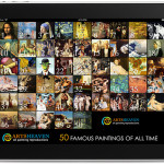 Free Ipad App Top Most Famous Paintings All Time