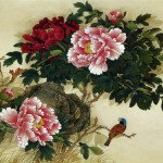 Free Oriental Painting The