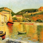 French Post Impressionism Paintings Oil