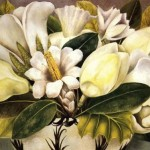 Frida Kahlo Magnolias Paintings For
