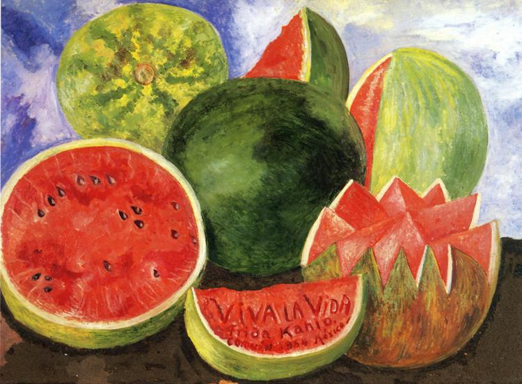 Frida Kahlo Paintings All Off