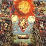 Frida Kahlo Paintings Moses Painting