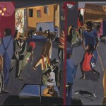Fulton And Nostrand Jacob Lawrence