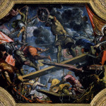 Galeas For Montes Tintoretto Wikipaintings