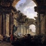 Galerie The Louvre Ruins Wga Wikimedia Commons