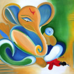 Ganesha Oil Paintings Hawaii Dermatology Pictures