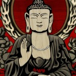 Gautama Buddha Art Quality Picture