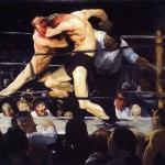 George Bellows Limited Palette Life Needs Art
