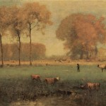 George Inness Summer Landscape Painting Best Paintings For Sale