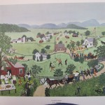 George Mason Friends Grandma Moses Prints