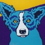 George Rodrigue Blue Dog Prints
