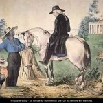 George Washington His Mount Vernon Estate Black