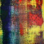 Gerhard Richter Art Paintings Abstracts