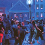 Gettin Religion Archibald Motley Oil Painting Reproduction