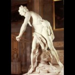 Gian Lorenzo Bernini Paintings David Painting