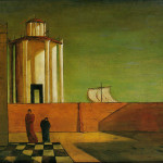 Giorgio Chirico The Enigma Arrival And Afternoon