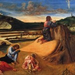 Giovanni Bellini Paintings Agony The Garden